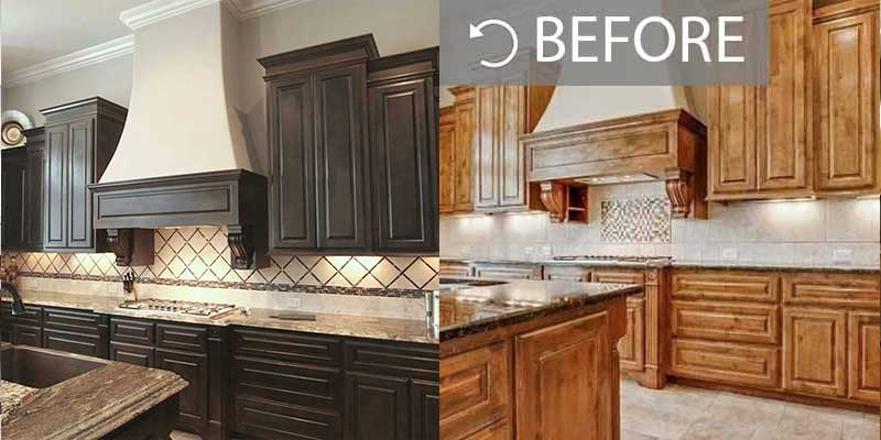 kitchen decorators refurb painting respray andover basingstoke hampshire whitchurch andover portsmouth