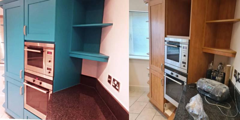 kitchen decorators respray andover basingstoke southampton portsmouth
